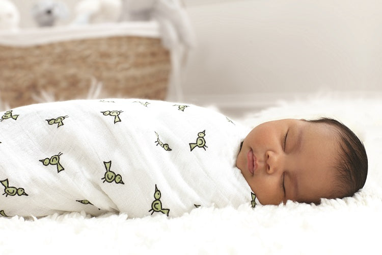 Don't Bring Baby Home Without A Swaddle
