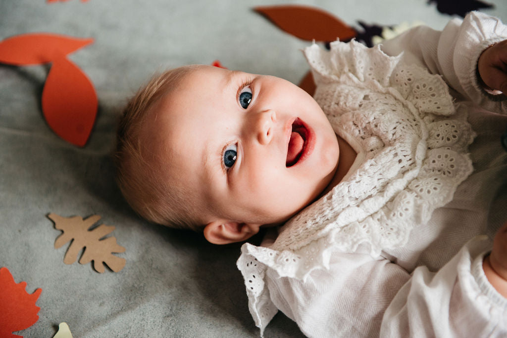 Few tips to take the most beautiful pictures of your little one