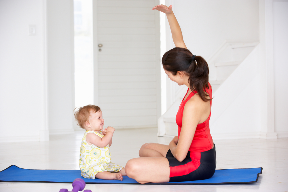 7 Tips for Resuming Exercise Post-Baby