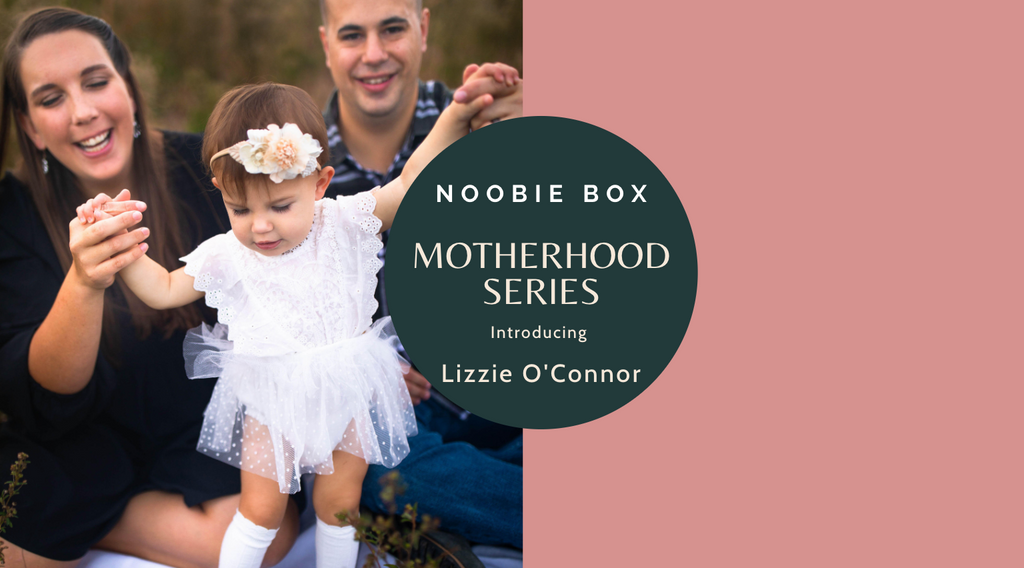 Motherhood Series: Registered Dietitian Lizzie O'Connor