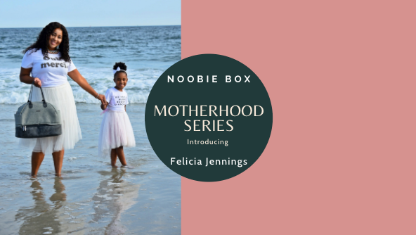 Motherhood Series: Pregnant Momma of 3 and Blogger Felicia Jennings