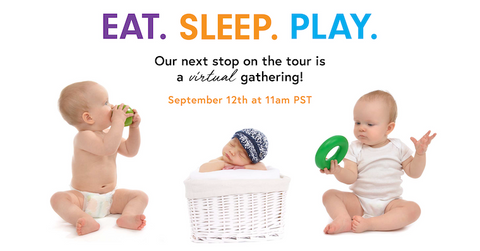 Eat Sleep Play event cover image