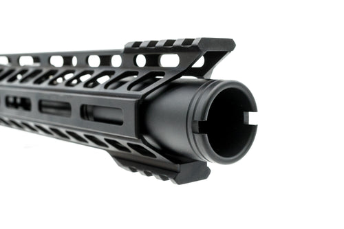 Vella Industries 300 Black Out  Billet Side Charging Pistol Upper