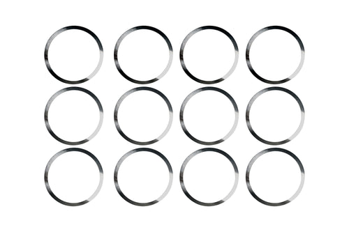 Vella Industries Barrel Nut Shims 556 223 Small Frame (12pack)