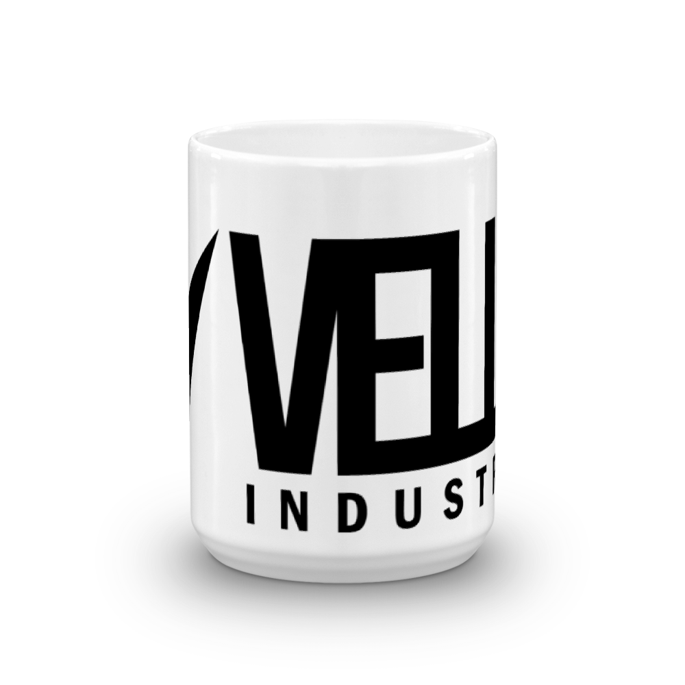 Vella Industries GIANT 15oz Mug made in the USA