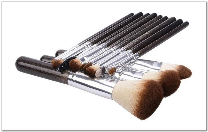 Trousse Professionnelle de Maquillage : Set de 12 pcs