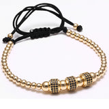 The Achilles - mens fashion bracelets