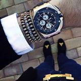 The Midas Fortune - mens fashion bracelets