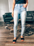 Virginia Light Wash Denim