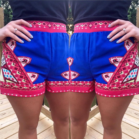 Sue Bright Shorts