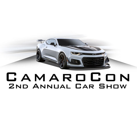 CamaroCon II 2018 Presented by Phastek Performance