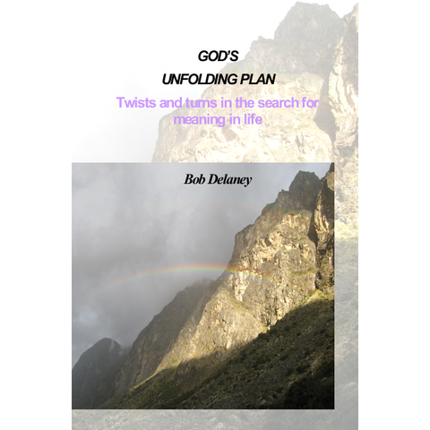 God's Unfolding Plan