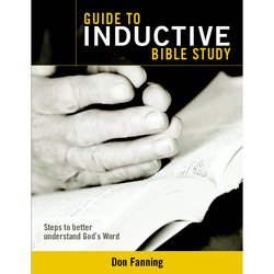 Inductive Bible Study Methods