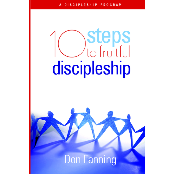 10 steps to fruitful discipleship