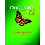 Doctrine Volume Two