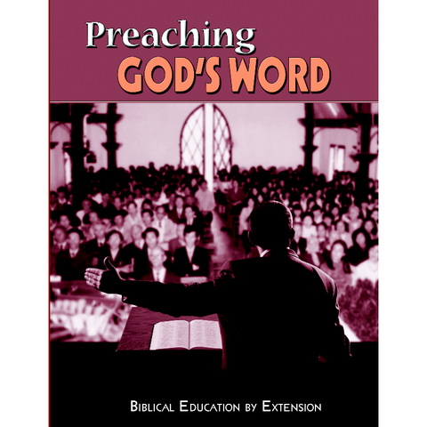Preaching God's Word