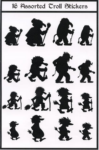 Troll Stickers