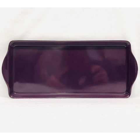 Purple Almond Cake Tray