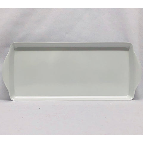 White Almond Cake Tray,