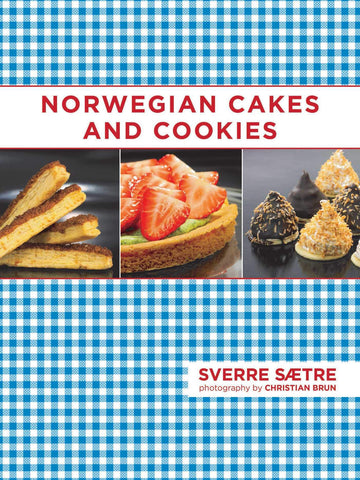Norwegian cakes & cookies cookbook