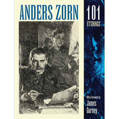 Anders Zorn 101 Etchings