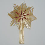 Straw Tree topper 10""