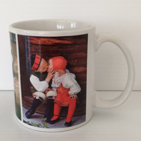 Swedish kids coffee mug