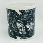 Viking Scull coffee mug