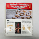 Make your own Straw Ornaments craft kit