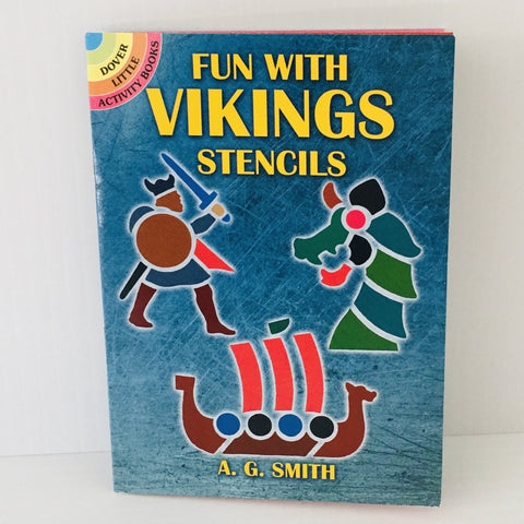 Fun with Viking Stencils