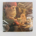 Jan Bergerlind Tomte & cats paper napkins