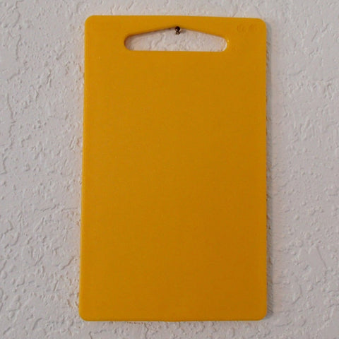 Anita Cutting Board - Yellow