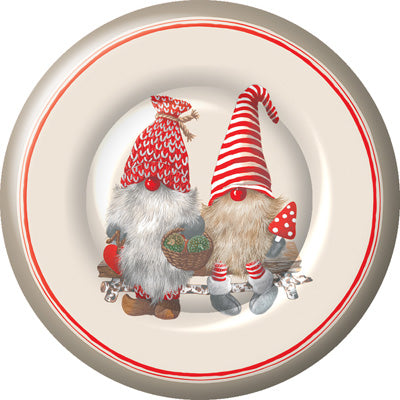 Paper Plates - Tomte