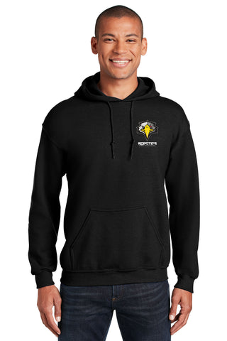 WTHS Robotics Program pullover embroidered Hoodie