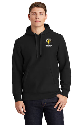 WTHS Robotics Program Heavyweight pullover embroidered Hoodie