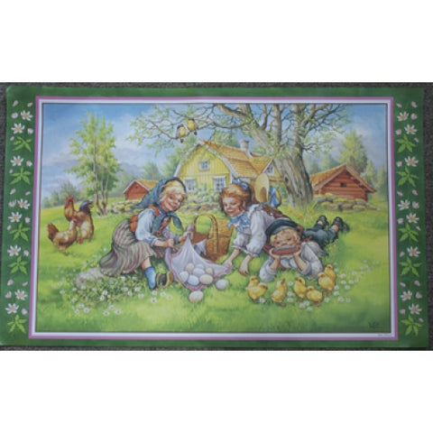 Lars Carlsson Easter Kids Poster