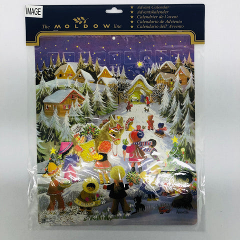 Danish Advent Calendar