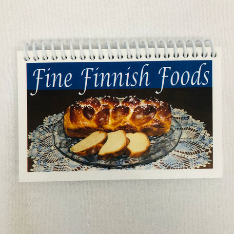 Fine Finnish foods cook book