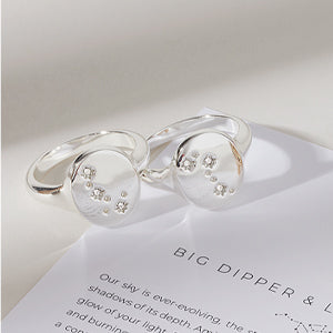 Silver Finish Rings