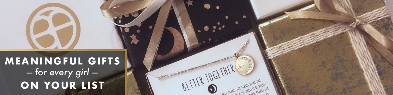 Meaningful gifts for every girl on your list