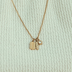 Mom Necklace Charm
