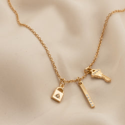 Promise Necklace Charm