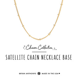 Satellite Chain Necklace Base