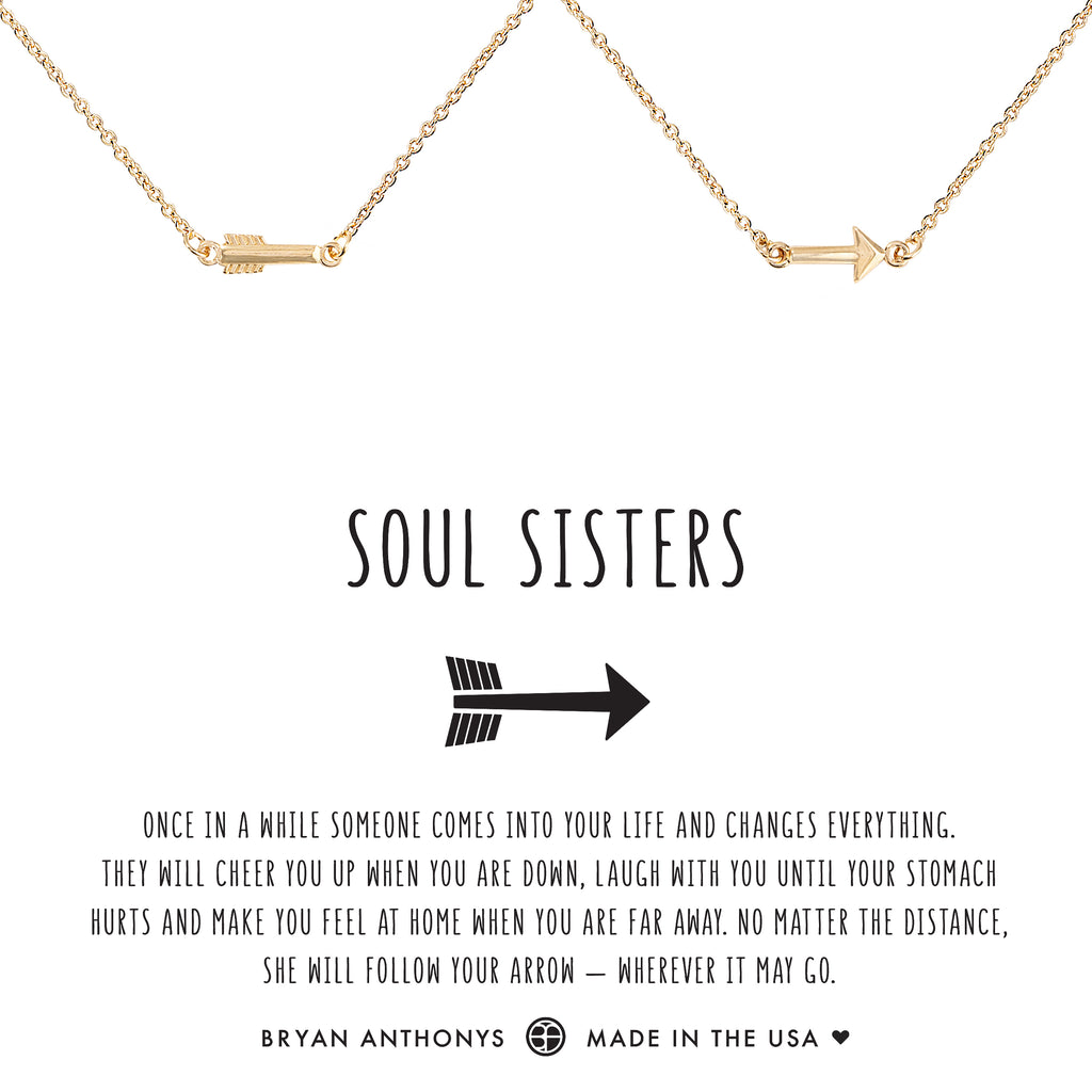 Bryan Anthonys dainty soul sisters arrow anklets 14k gold