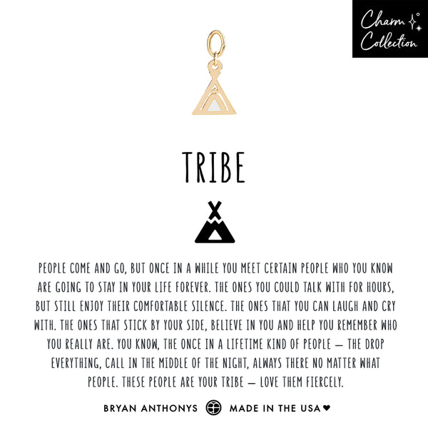 bryan anthonys charm collection tribe charm 14k gold