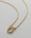 Bryan Anthonys DROP OF HOPE GOLD NECKLACE MARCO SHOT