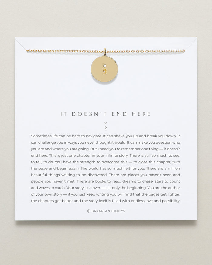 bryan anthonys it doesn't end here designs for a difference sims foundation 14k gold