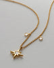 Bryan Anthonys REACH FOR THE STARS GOLD NECKLACE MACRO SHOT