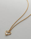 Bryan Anthonys SELF LOVE GOLD NECKLACE MARCO SHOT