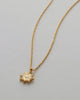Bryan Anthonys Strength Gold Necklace with Crystal Macro